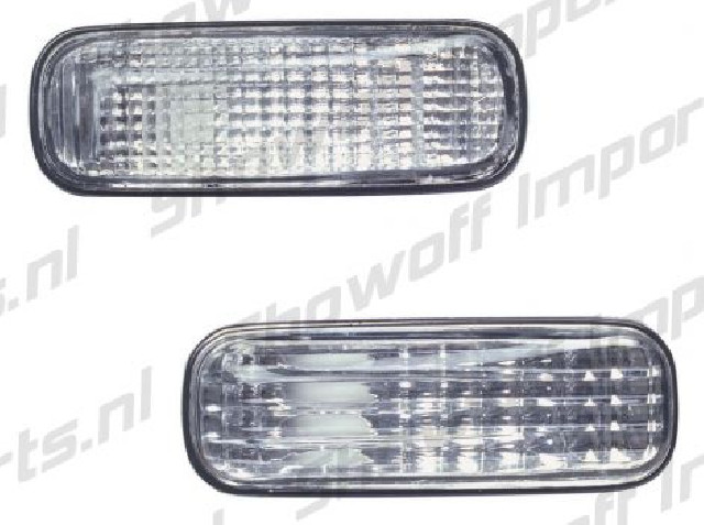Prelude 97-00 Clear Sidemarkers